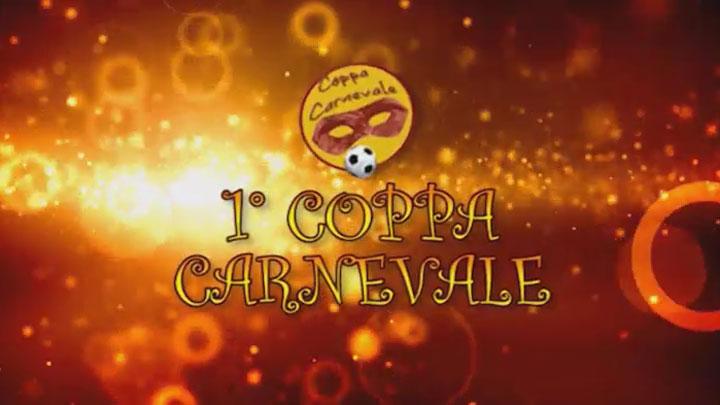 Calcio e maschere alla Coppa Carnevale di Venezia