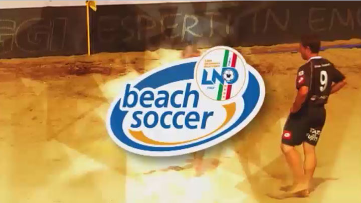 Venezia Beach Soccer ultima puntata