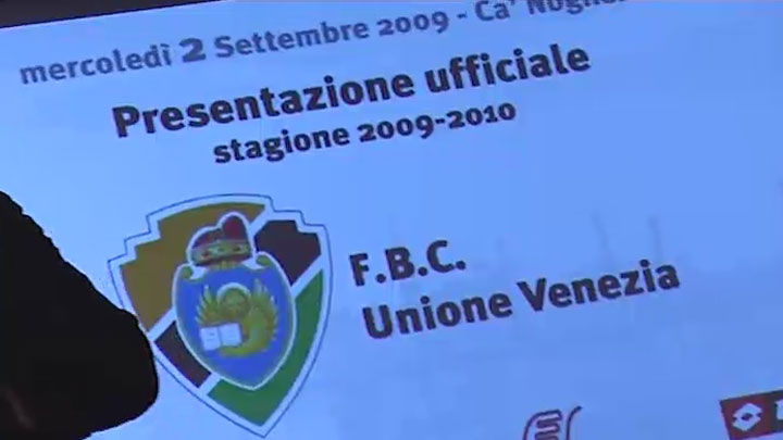 FBC Unione Venezia e 2ERRE